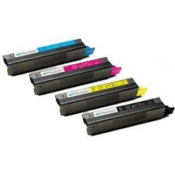 Yellow Rig OKI C3100/C3200/C5100N/C5200N/C5300/C5400 3K