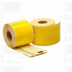 Yellow 101mmX54mm 220psc for DYMO Labelwriter 400 S0722430