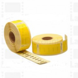 Yellow 54mmX25mm 500psc for DYMO Labelwriter 400-S0722520